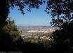 Panorama visibile dal sentiero che porta al Castello dei Mori.