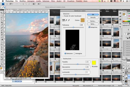 La mia post-produzione sulle foto di paesaggio (aggiornamento)