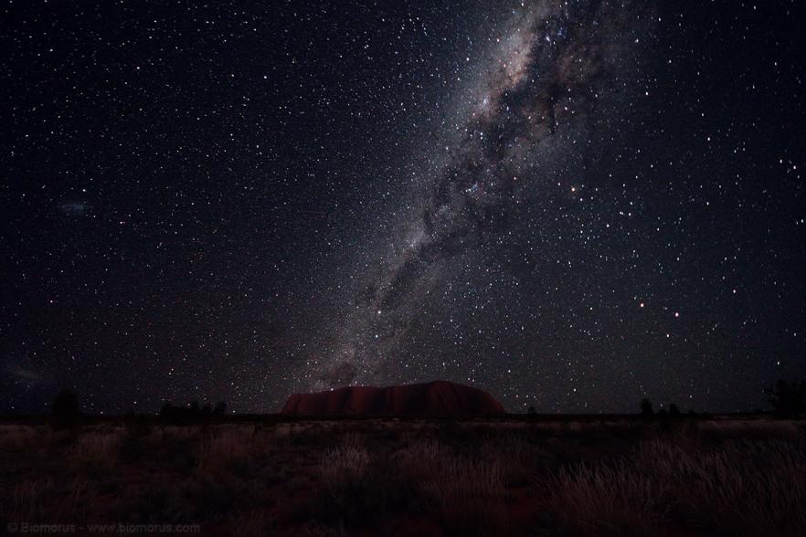 Uluru_Night_Sky