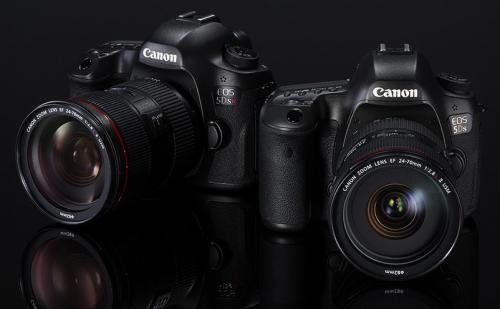 Annunci Canon: 5Ds(R), 750D, 760D, M3 e Canon 11-24