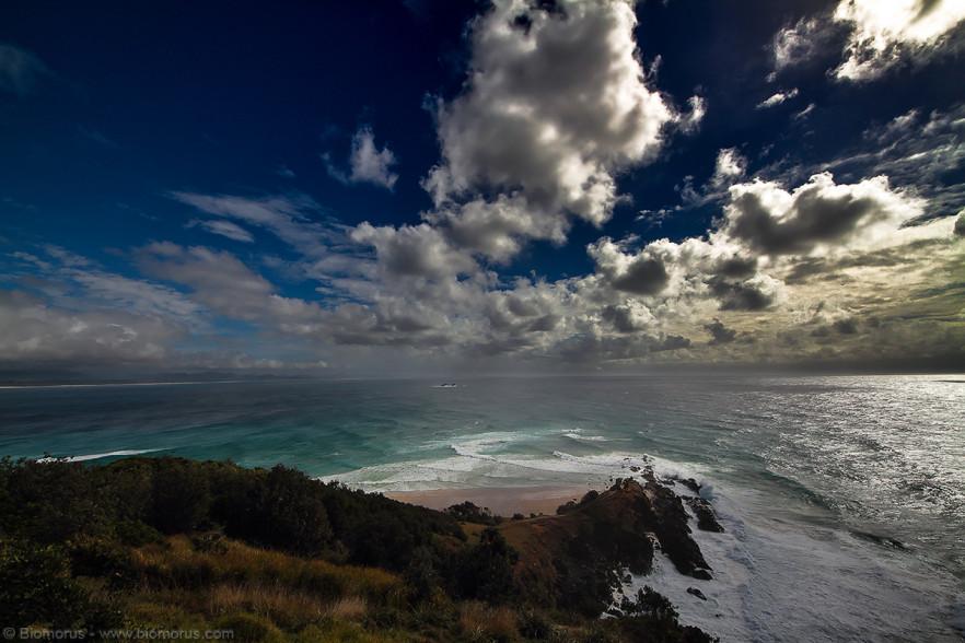 Cape Byron, il punto più ad ovest dell'Australia territoriale (Byron Bay, NSW, Australia) – (Dati di scatto: Canon EOS 7D, Sigma 8-16 f/4.5/5.6 DC HSM, 1/500 sec, f/11, ISO 100, mano libera)