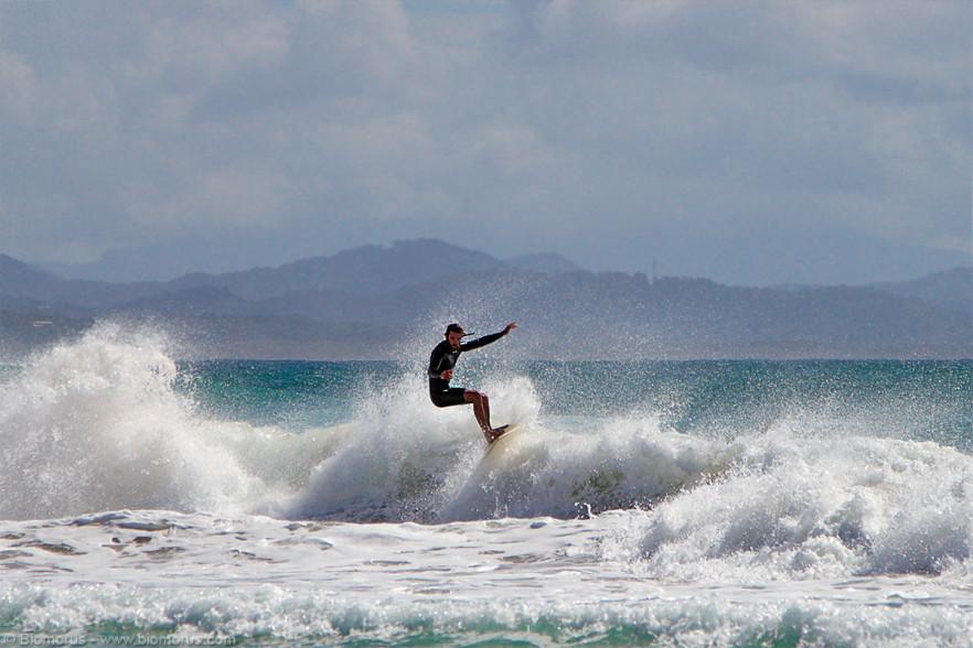 Foto 09 - Surf in Byron Bay (Byron Bay, NSW, Australia) – (Dati di scatto: Canon EOS 7D, Canon 24-105 f/4 L IS USM, 1/2500 sec, f/4.0, ISO 100, mano libera)