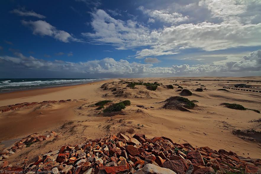 Foto 27 - La vista sul Golden Bight (Anna Bay, NSW, Australia) - (Dati di scatto: Canon EOS 7D, Sigma 8-16 f/4.5/5.6 DC HSM, 1/400 sec, f/11, ISO 100, mano libera)