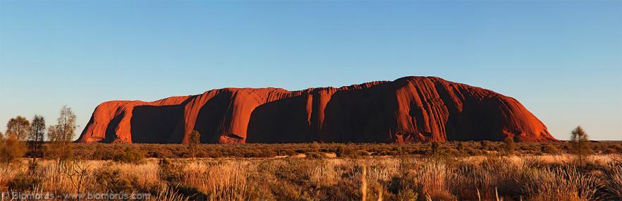 Foto 41 - Panoramica a 86 Megapixel di Uluru (NT, Australia) – (Dati di scatto: Canon EOS 7D, Canon 24-105 f/4 L IS USM, treppiede; unione di 10 scatti a tempi variabili uniti in postproduzione)