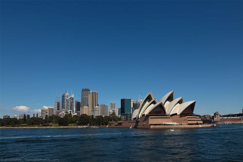 A spasso per Sydney