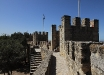 Castello dei Mori (Castelo dos Mouros, Sintra, Portogallo). Le mura.