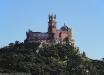 Castello della Pena (Sintra, Portogallo).